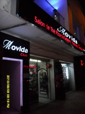Movida Club di Hammamet